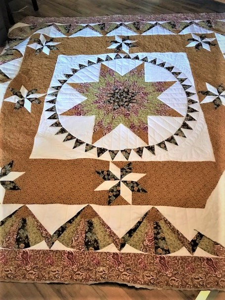 Quilting for my sister