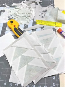 paperpiecedflyinggeese, islandbatik, islandbatikambassador, treeoflifequilt, logcabinquilt