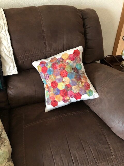 hexi pillow