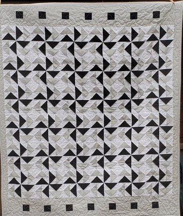 island batik, patchwork quilt