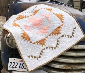 solomons temple paper pieced quilt pattern