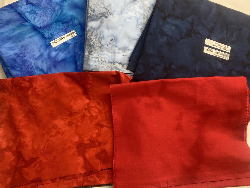 flower patch fabrics