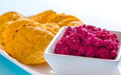 Beetroot Hummus Recipe