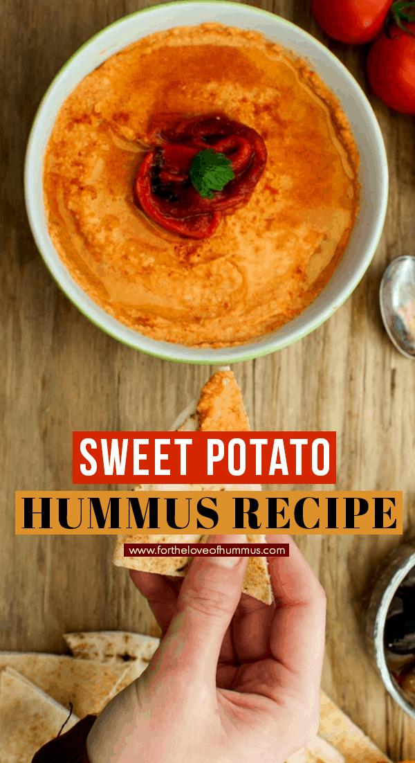 sweet potato hummus recipe