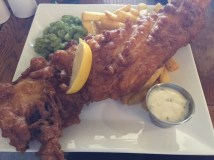 wight mouse - jumbo fish and chips