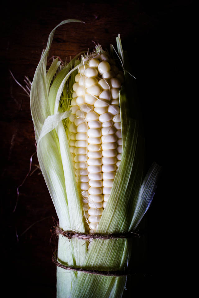 Fresh Sweet White Corn | for the love of the south