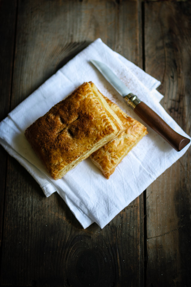 Spiced Pear Turnovers | for the love of the south