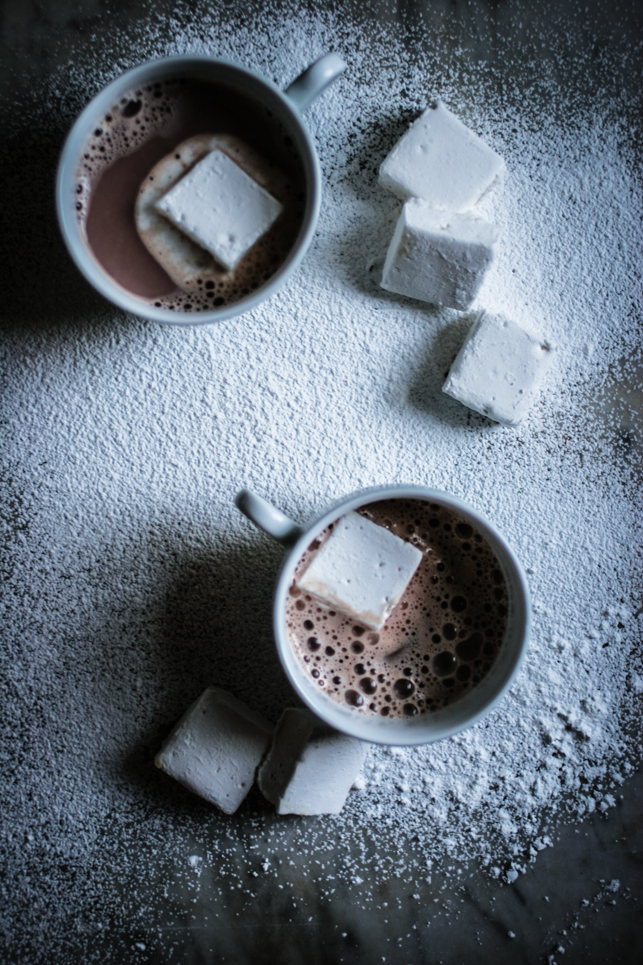 Bourbon Vanilla Marshmallows | for the love of the south