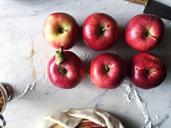 Browned Butter Apple Tart | for the love of the south