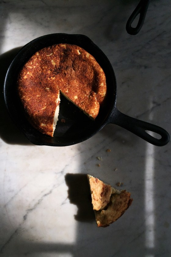 Bacon Cornbread | for the love of the south