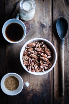 Pecan & Chicory Cream Ingredients