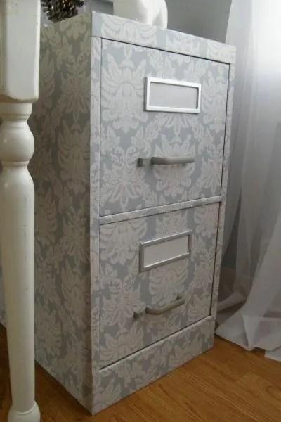 Transform file cabinet, wallpaper