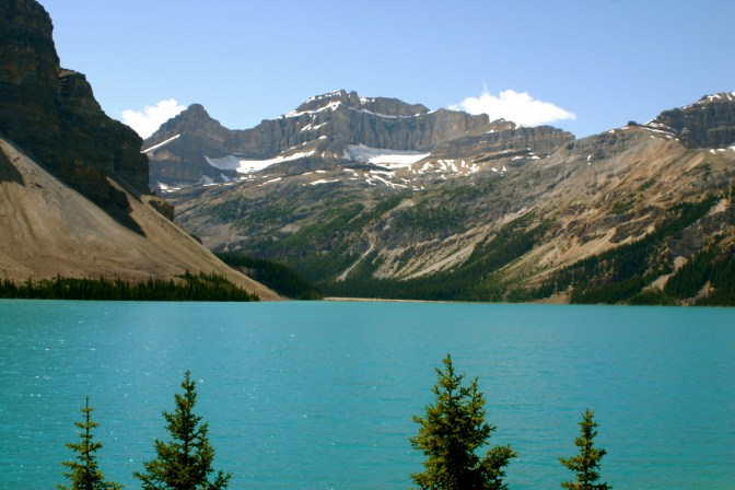 One of the Many Beautiful Lakes