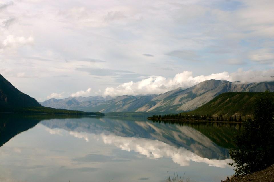 Muncho Lake- Love the Reflection