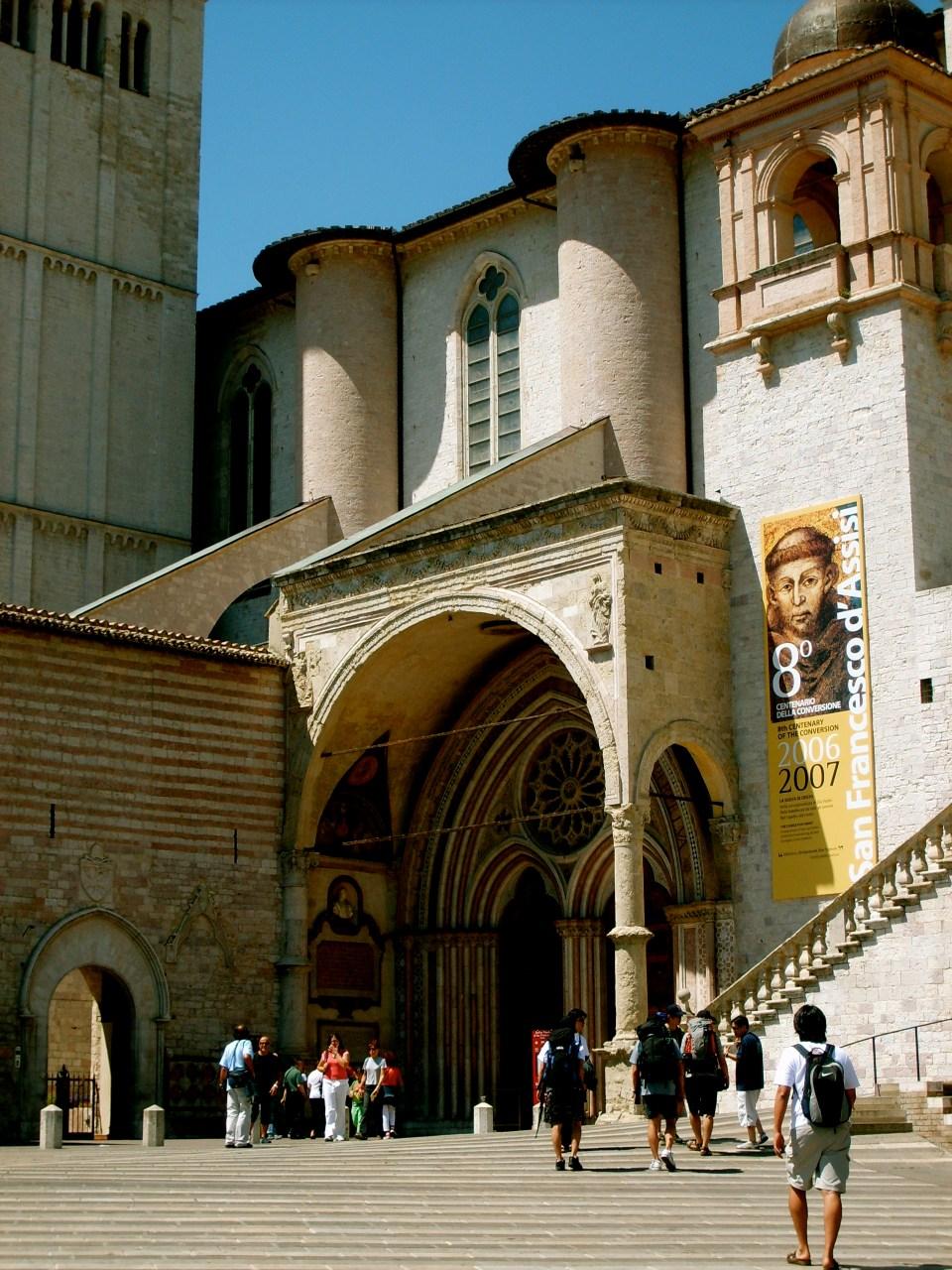 St Frances' Basilica