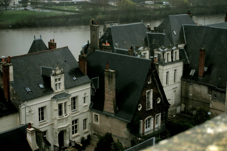 A View of Amboise.