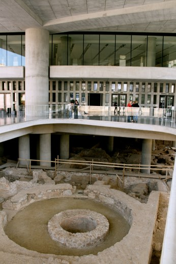 The New Acropolis Museum