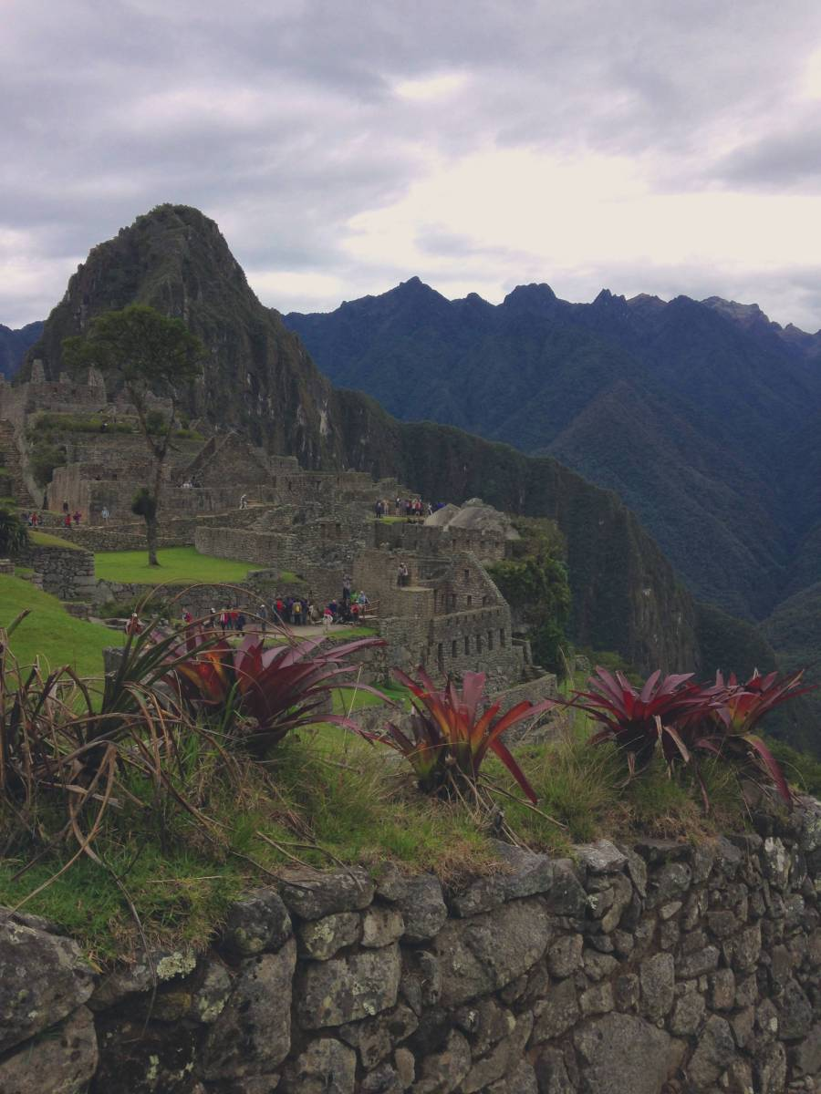 Inca Trail- Day Four- Basking in The Wonder of Machu Picchu