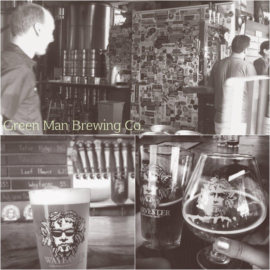 Green Man Brewing Co.