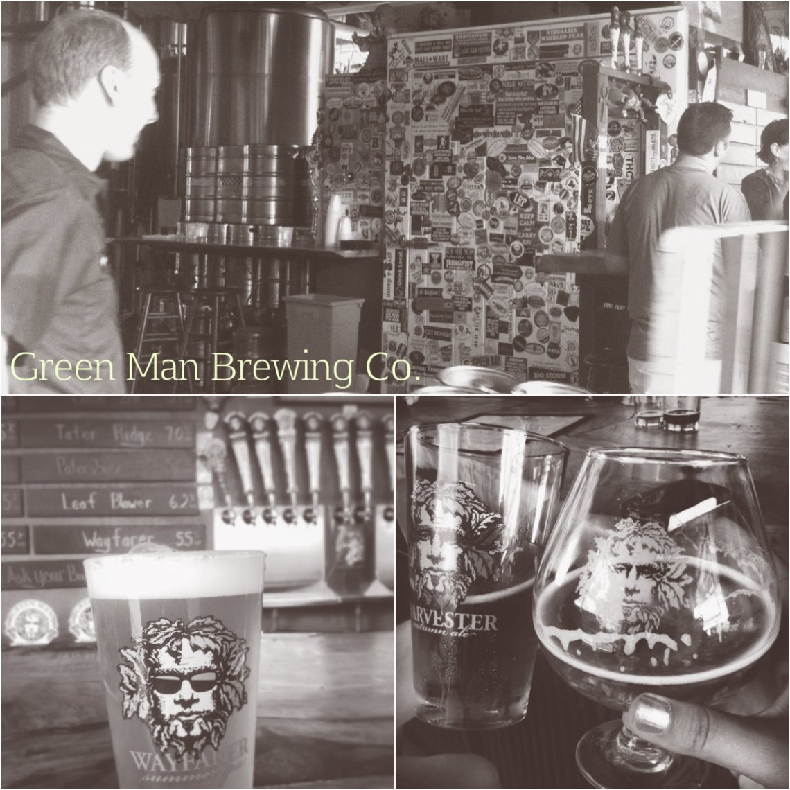 Green Man Brewing Co.