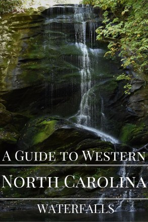 Western North Carolina Waterfalls