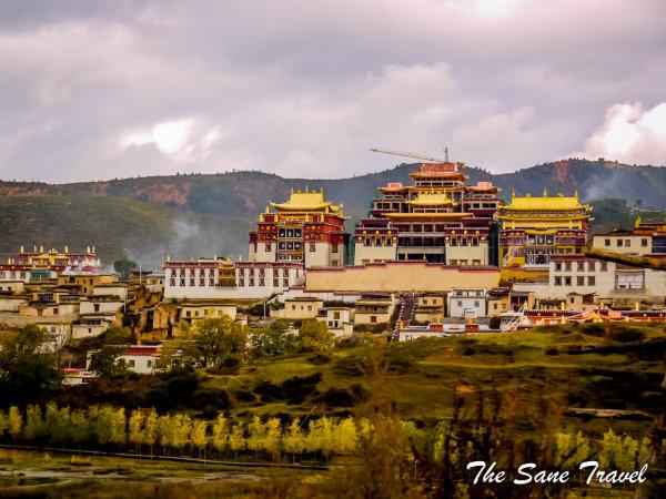 Anita - Songzanlin Monastery