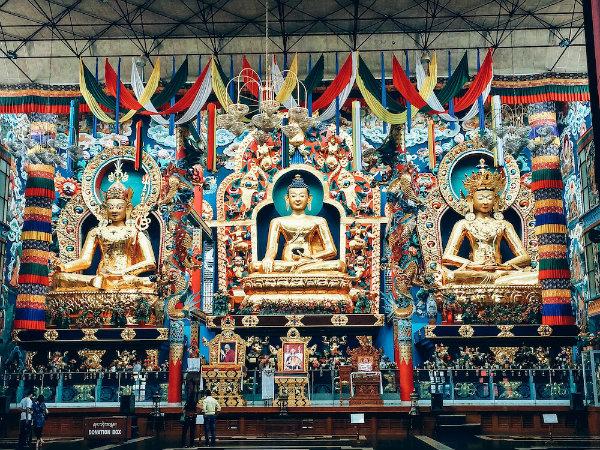 Christabel Golden Temple
