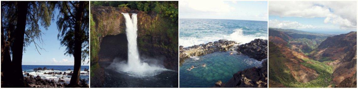 TheBigIsland+Kauai