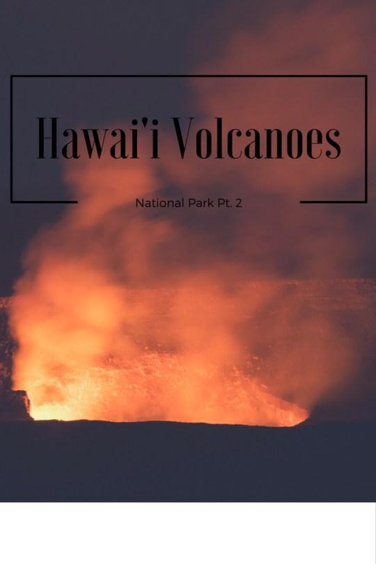 Hawai'i Volcanoes-2