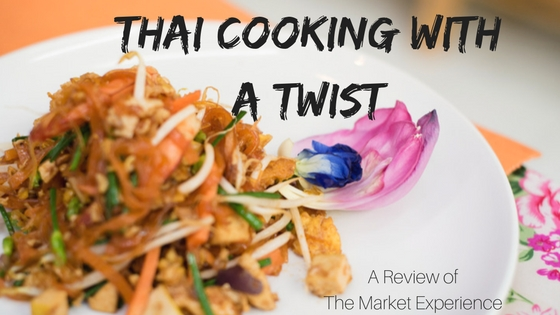 Thai Cooking Class with A Twist - Expique's 'The Market Experience' - Bangkok, Thailand