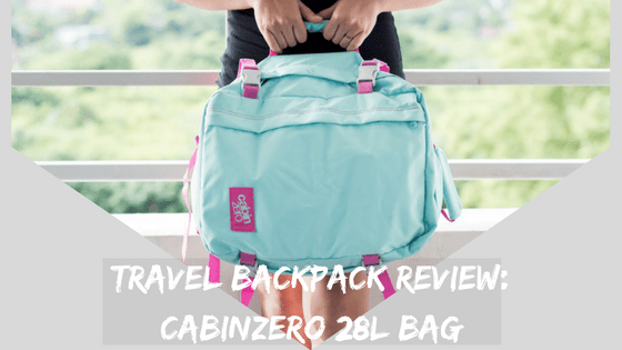 fe4bc1a1e086 Travel Backpack Review  Classic 28L Bag by CabinZero. Before leaving on our  year-long adventure around the world