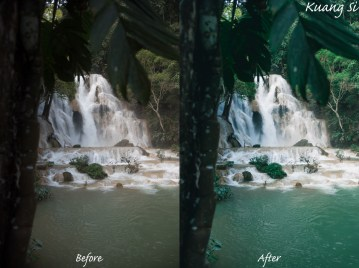 'Wanderlust Essentials' Lightroom Presets