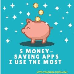 5 money saving apps i use the most