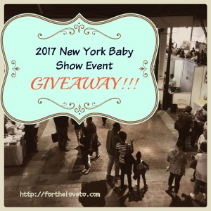 2017 New York Baby Show Is Around The Corner / #MommyLife