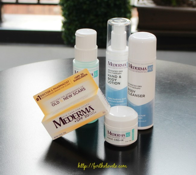Show A Scars Free Skin This Summer / #MedermaWorks