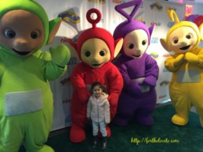 Celebrating 20 Years Of Big Hugs With The Teletubbies / #Teletubbies20
