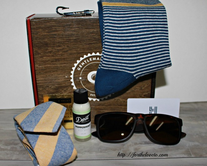 Getting Ready For Father's Day / #Gentleman'sBox