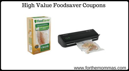 New Printable Foodsaver Coupons Save Up To 24 00 Ftm