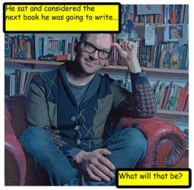 Cory Doctorow: The Story remixed by kkupphotography