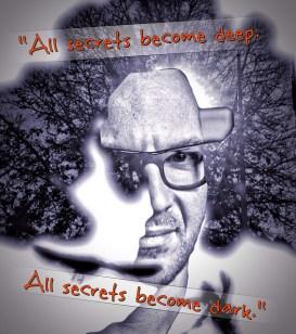 All Secrets Become Deep remixed by Sandy Brown Jensen