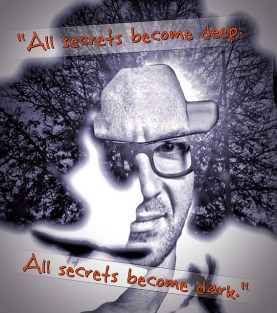 All Secrets Become Deep remixed by Sandy Brown Jensen