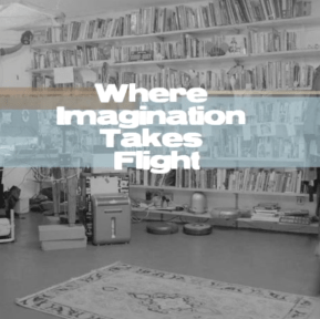 Where Imagination Takes Flight remixed by Jan Web