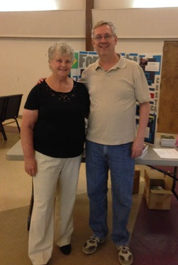 Barbara Ann Oliver and J. Randal Matheny