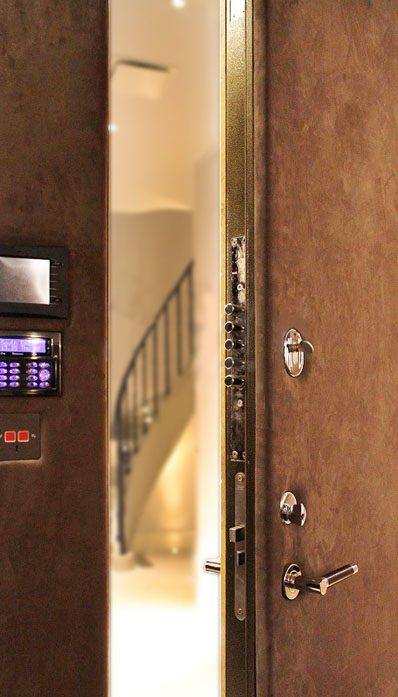 panic room building services