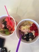 Frozen Yogurt run!!!!