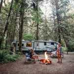 Rent an RV for summer vacation