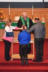 20171029 049 - Confirmation Sunday at First United Methodist Church - Fort Atkinson, WI - 10/29/17
