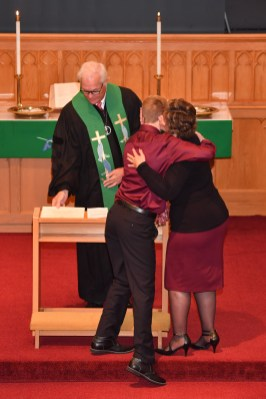 20171029 052 - Confirmation Sunday at First United Methodist Church - Fort Atkinson, WI - 10/29/17