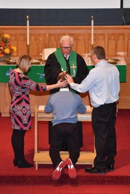 20171029 053 - Confirmation Sunday at First United Methodist Church - Fort Atkinson, WI - 10/29/17