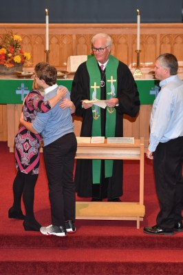 20171029 054 - Confirmation Sunday at First United Methodist Church - Fort Atkinson, WI - 10/29/17